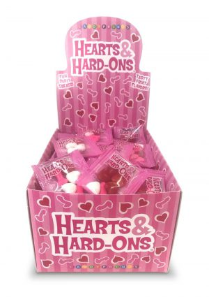 HEARTS AND HARN ONS 100/DISP