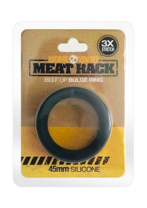 Boneyard Meat Rack Cock Ring Black