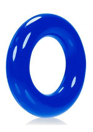 Oxr-1 Cockring Single Police Blue