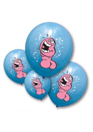 Pecker Balloons Bachelorette  Novelty Item