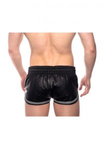 Prowler Red Leather Sport Shorts Gry Xxl