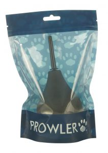 Prowler Large Bulb Douche Anal Black