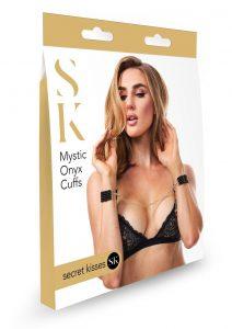 Sk Mystic Onyx Cuffs