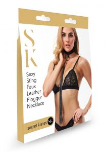 Sk Sexy String Flogger Necklace
