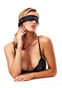 Sk Love Is Blind Satin Tie