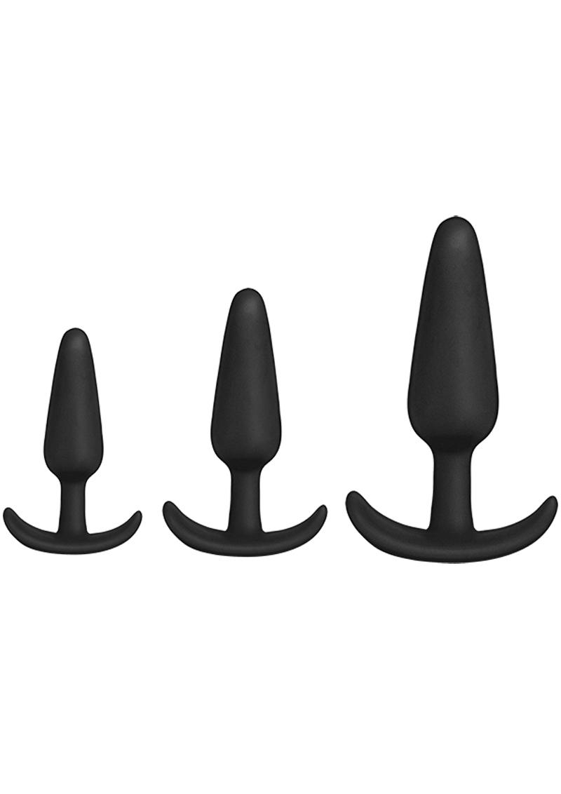 Kink 3 Piece Silicone Trainer Set