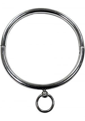Rouge Steel Ring Collar