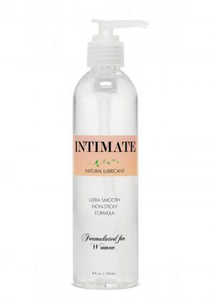 Passion Intimate Natural Lubricant For Women 8oz