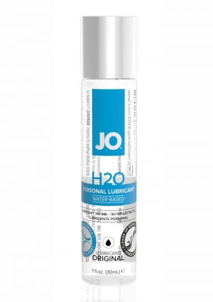 Jo H2O Water Based Personal Lubricant Original 1 Ounce