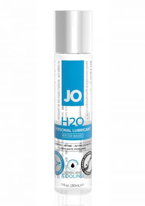 JO H2O Water Based Lubricant Cooling 1oz