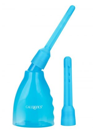 Ultimate Douche Hygienic Cleaning System Reusable Blue