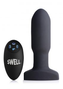 Swell 10x Inflate Vibe Missle Anal Plug