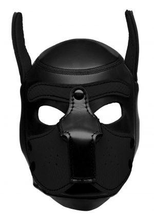 Ms Spike Puppy Hood Black