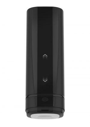 Kiiroo Onyx+ Interactive Vibrating Masturbator - Black