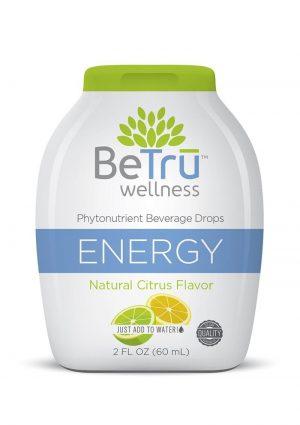Be Tru Energy Citrus Shot 2 Oz Beverage Drops