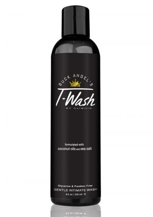 Sliquid Buck Angel T Wash 8.5oz