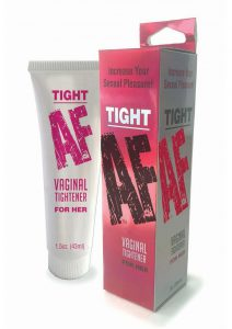 Tight AF Cream Vaginal Tightener For Her 1.5 Ounce Tube