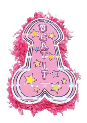 Candy Prints Penis Pinata