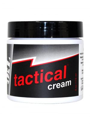 Gun Oil Tactical Cream Water Based Masturbation Lubricant 6 Ounces