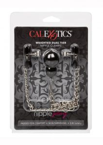 Nipple Play Weight Dual Tier Clamps