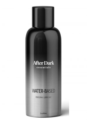 After Dark Essential Water Base Lubricant 2oz