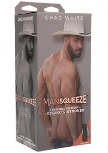 Main Squeeze Chad White Ass Vanilla