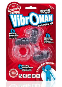 Vibroman Kit Black