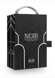 Noir Stainless Kegel Balls - Steel