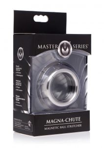 Master Series Magna-Chute Magnetic Ball Stretcher - Silver
