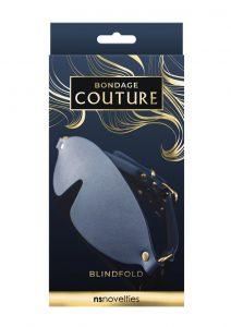 Bondage Couture Blind Fold - Blue