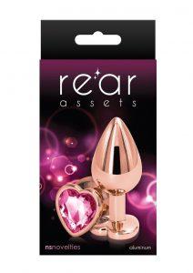 Rear Assets Rose Gold Heart Med Pink