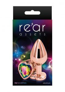 Rear Assets Rose Gold Heart Med Rainb