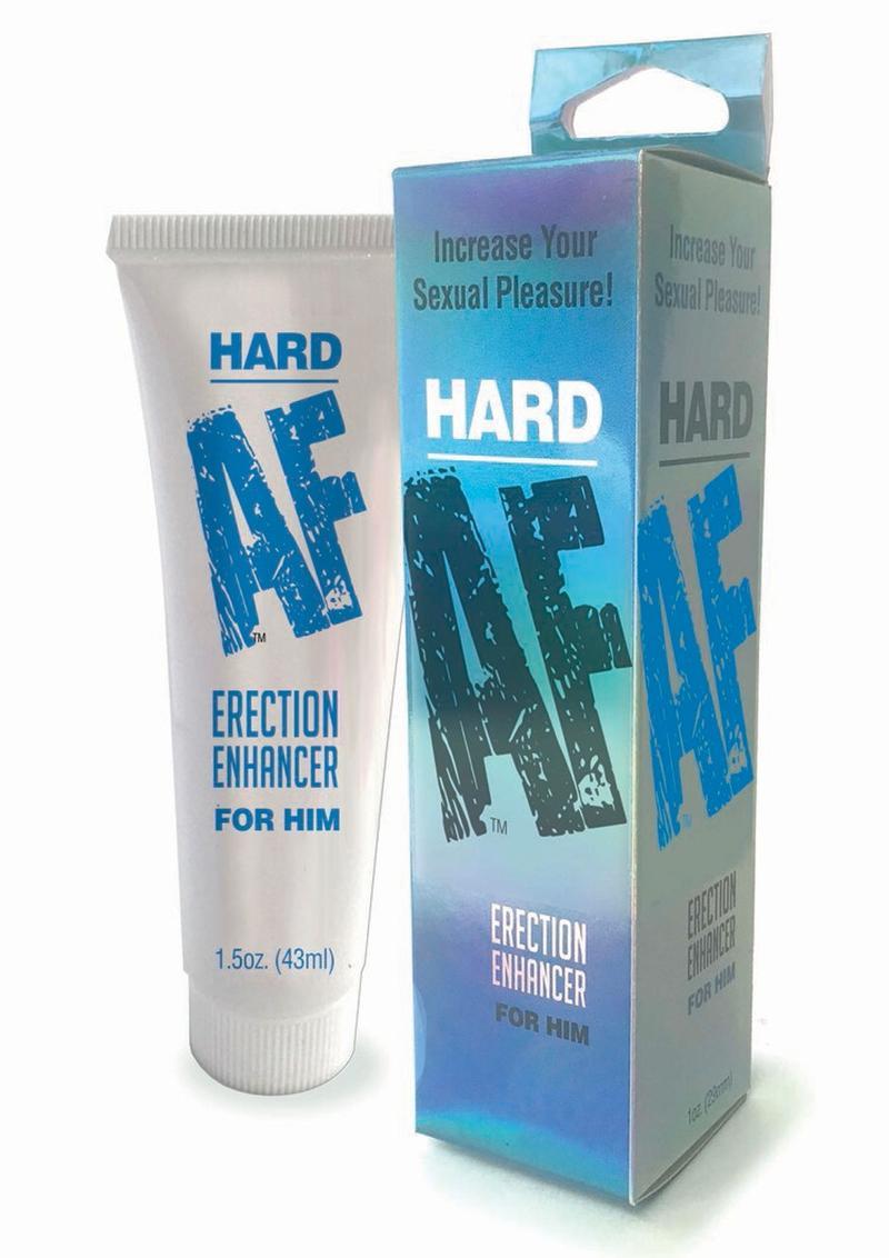 Hard AF Erection Enhancer Cream For Him 1.5oz