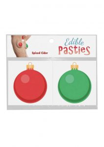 Baubles Pasties Spiced Cider Flavor