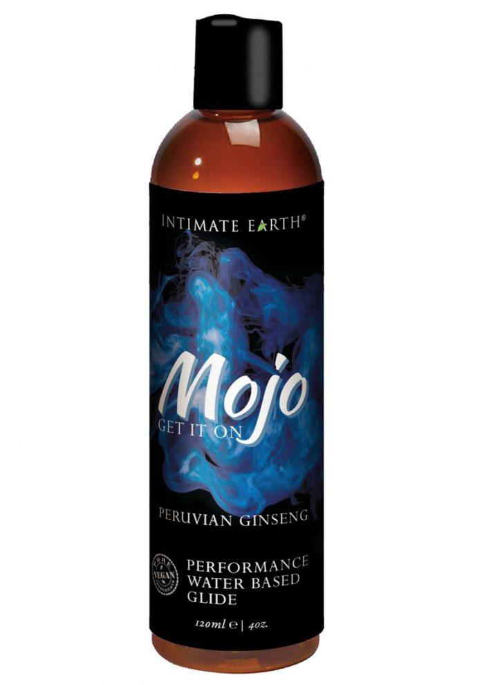 Mojo Peruvian Ginseng Water Glide 4oz