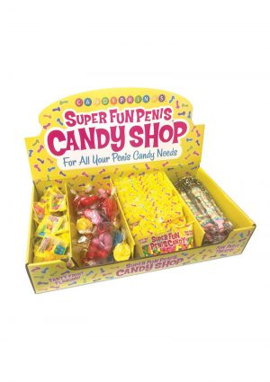 Super Fun Penis Candy Shop Display *Special Order*