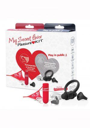 My Secret Lover Kit 2020 Panty/Ring