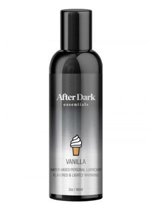 Ade Water Lube 2oz Vanilla