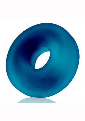 Oxballs Big Ox Super Mega Stretch Silicone Cock Ring - Blue