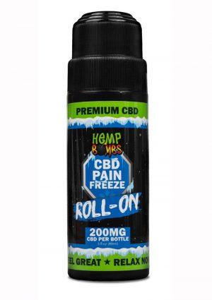 Hemp Bombs Pain Freeze Roll-On 200mg