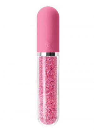 Stardust Charm Vibrator - Pink