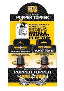 Skwert Popper Topper Pos Kit 12pc