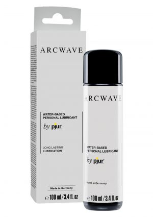 Arcwave Lube By Pjur Water Based Lubricant 100ml