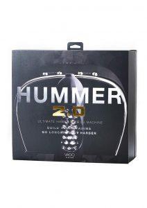 Savvy The Hummer 2.0 BJ Machine Rechargeable Masturbator - Black