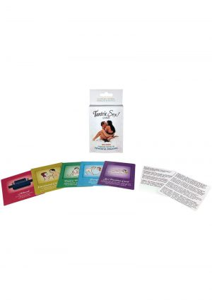 Tantric Sex Couples Sex Position Card Game