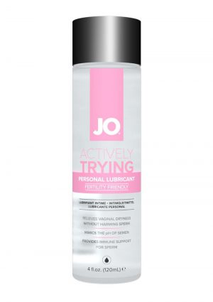 JO Actively Trying Fertility Water Based Lubricant 4oz