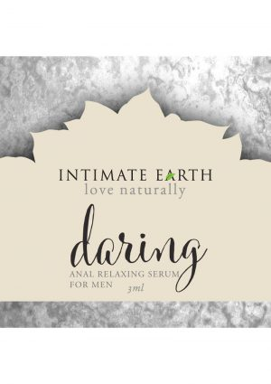 Intimate Earth Daring Anal Relaxing Serum For Men 3ml