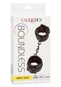 Boundless Wrist Cuffs - Black