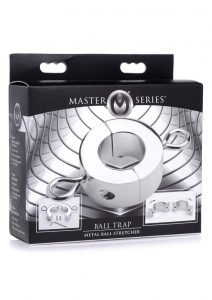Master Series Ball Trap Metal Ball Stretcher Lock With Key