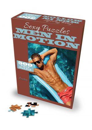 Sexy Puzzle Easton 500pc